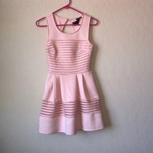 Trixxi pink dress!